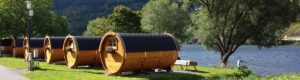 Camping Fass in Traben-Trarbach an der Mosel